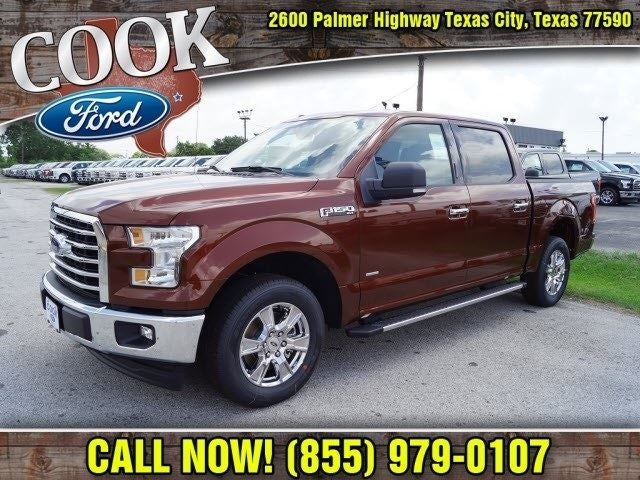 Cook Ford Texas City >> 2017 Ford F-150 XLT in Texas City, TX | Houston Ford F-150 | Cook Ford