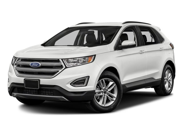 Ford Edge Sel In Texas City Tx Cook Ford