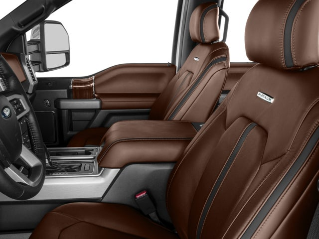 2017 Ford F 150 Platinum Interior Colors