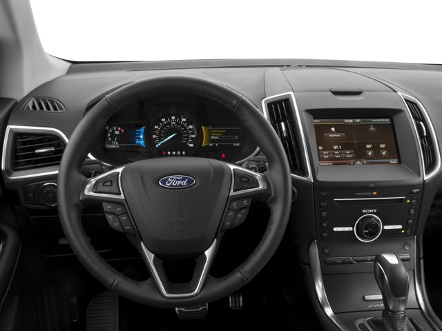 2018 ford edge sport in texas city, tx | houston ford edge | cook ford