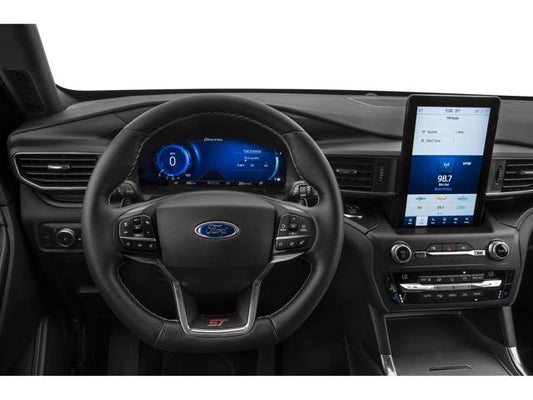 2020 Ford Explorer St In Texas City Tx Houston Ford Explorer Cook Ford